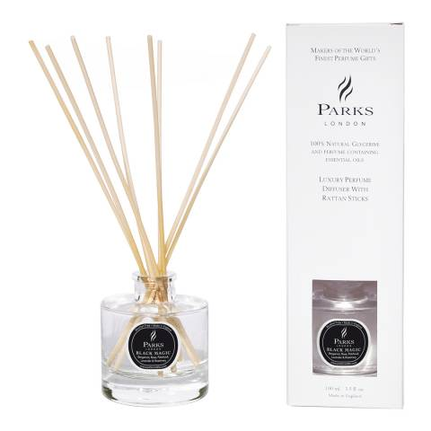 Parks London Bergamot Rose Black Magic Diffuser 100ml