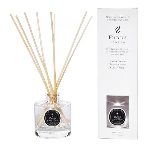 Parks London White Jasmine/Ylang Ylang Black Magic Diffuser 100ml