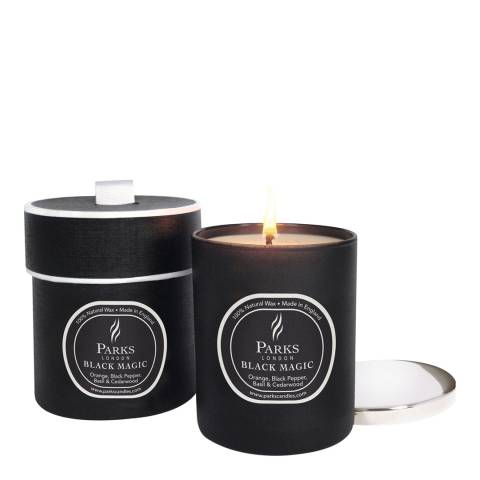 Parks London Orange/Black Pepper/Basil and Cedarwood Black Magic Candle 30cl