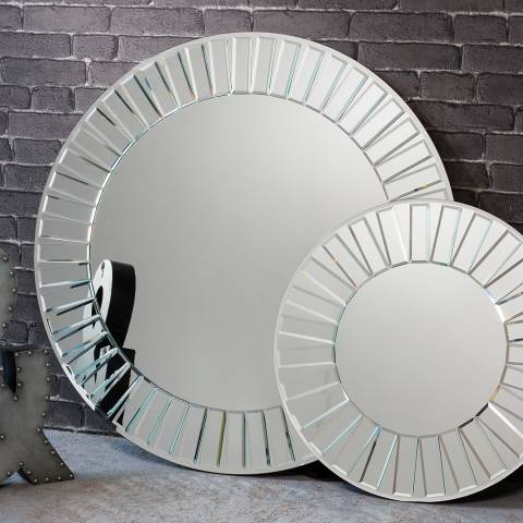Gallery Mondello Round Mirror 36 Inches