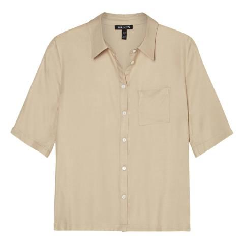 Baukjen Eggshell Alexia Boxy Shirt