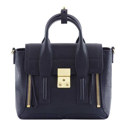 3.1 PHILLIP LIM Ink Leather Mini Pashli Shoulder Bag
