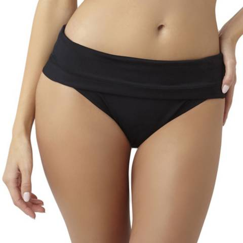 Panache Black Isobel Fold Bottom