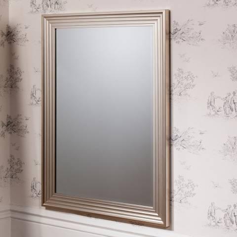 Gallery Silver Jackson Wall Mirror 107x76cm