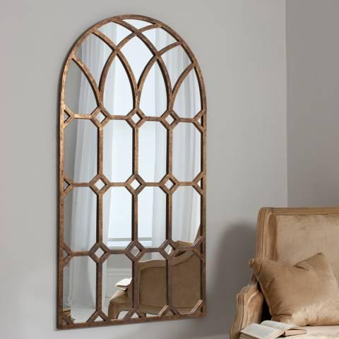 Gallery Bronze Khadra Wall Mirror 150x80cm