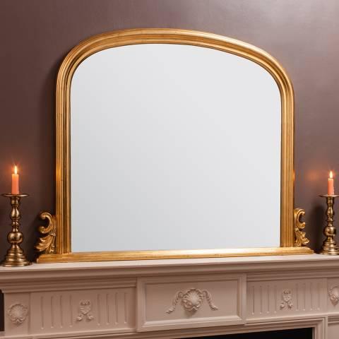 Gallery Gold Thornby Mirror 94x118cm