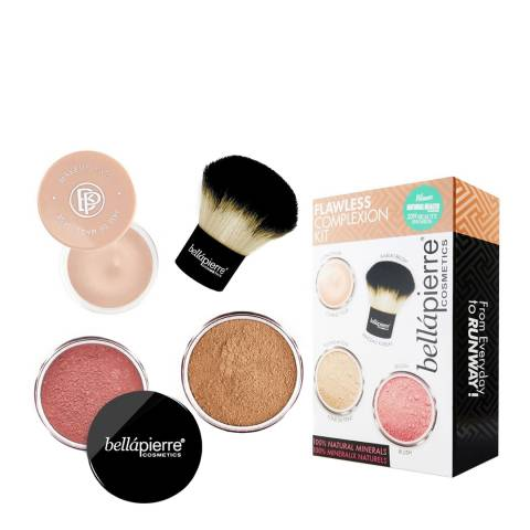 Bellapierre Flawless Complexion Kit  Deep