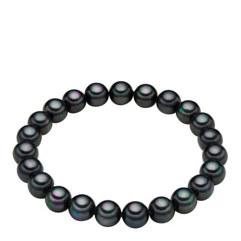 Perldesse Black Pearl Bracelet 8mm