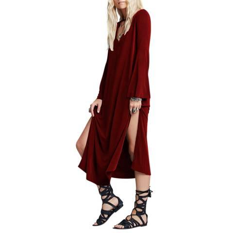 Free People Scarlet A Fine Romance Dress