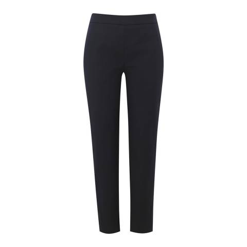 Amanda Wakeley Midnight Stretch Trousers