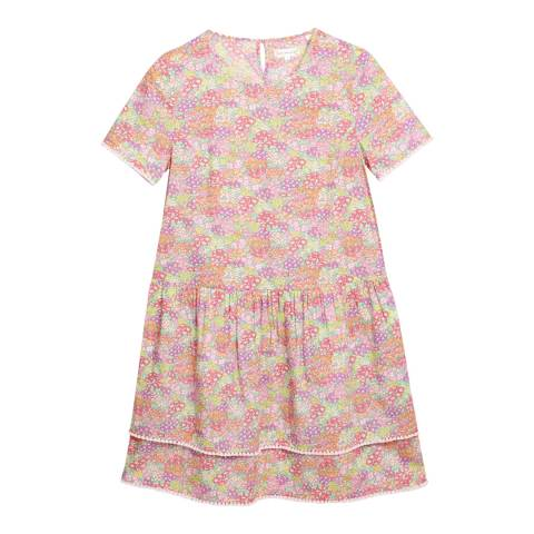 Chinti and Parker Garden Wonderland Tier Dress