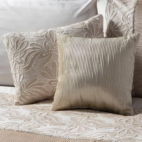 Parisian House Cream Lausanne Filled Cushion 30 x 40cm