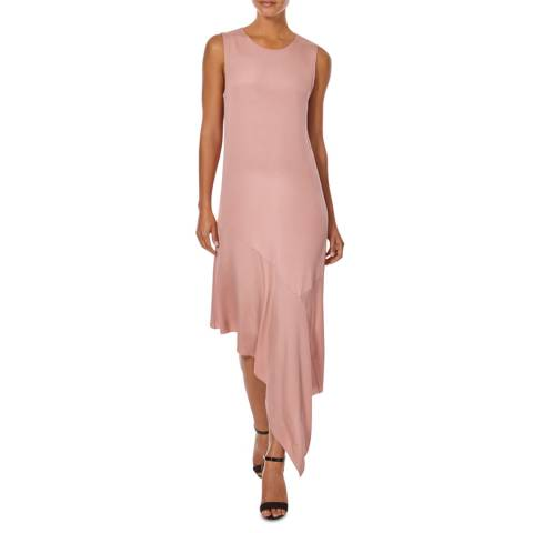 Joseph Pink Silk Lark Dress