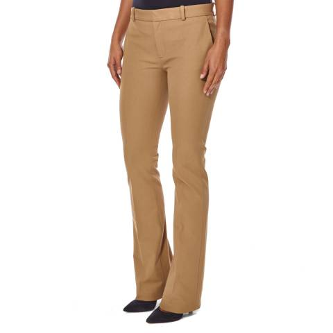 Joseph Camel New Rocket Gabardine Cotton Stretch Trousers