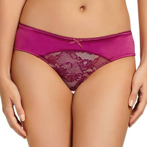 Pleasure State VIP Purple Lorna Elise Brazilian Briefs