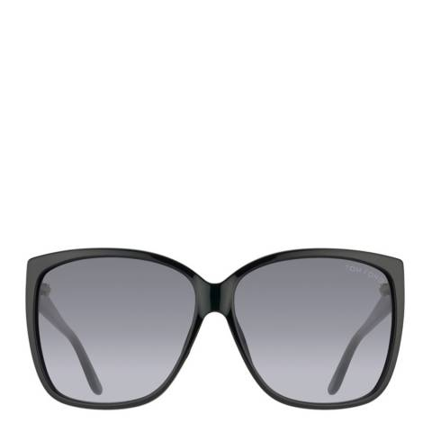 Tom Ford Women's Black Lydia Sunglasses 61mm