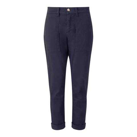 Baukjen Navy Brook Relaxed Pants