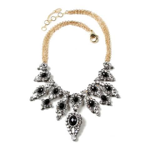 Amrita Singh Black Imperial Necklace