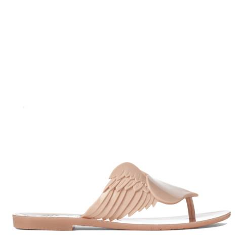 Vivienne Westwood for Melissa Blush Harmonic Cherub Sandals