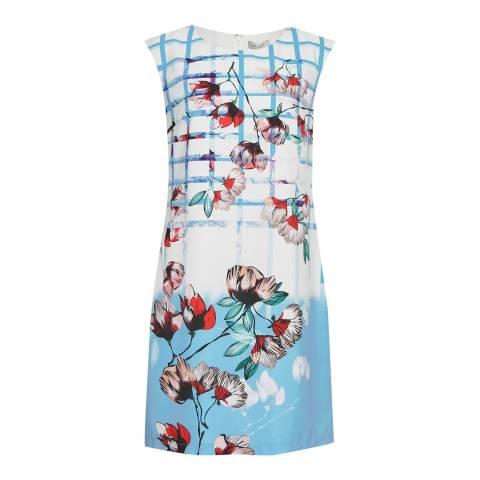 Great Plains Seasalt Combo Trellis Garden Dress