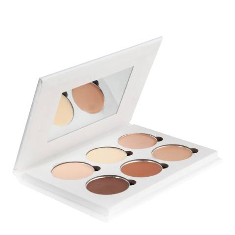 Bellapierre Contour and Highlight Cream Palette