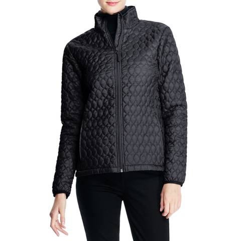 Lands End Black Packable Primaloft Jacket