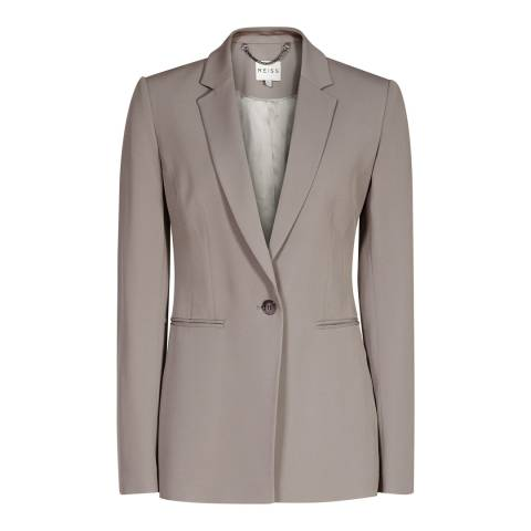 Reiss Stone Karmine Fluid Jacket