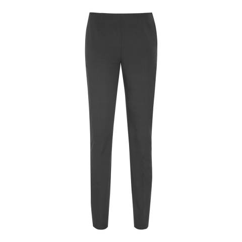 Reiss Smoke Grey Camron Tailored Trousers