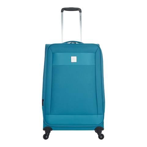 Revelation By Antler Blue Nexus Medium Spinner Suitcase