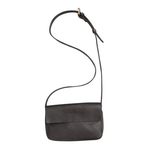 Forbes & Lewis Clutch Cross Body Bag - Black