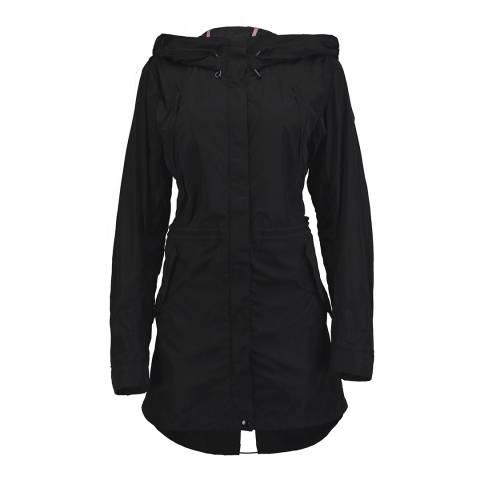 O'Neill Black Boundary Parka Jacket