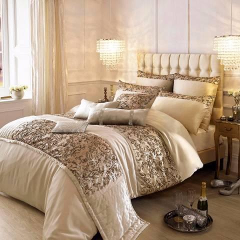 Kylie Minogue Gold Alexa Pillowcase