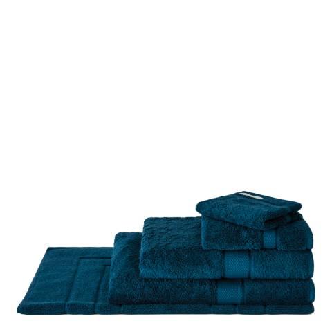Sheridan Egyptian Luxury Bath Mat, Kingfisher