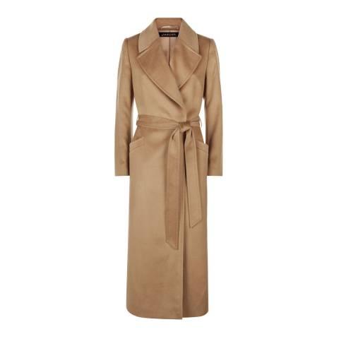 Jaeger Longline Belted Wool Coat