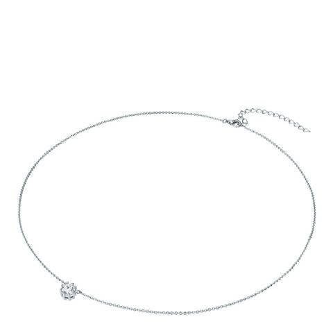 Carat 1934 Sterling Silver Zirconia Necklace