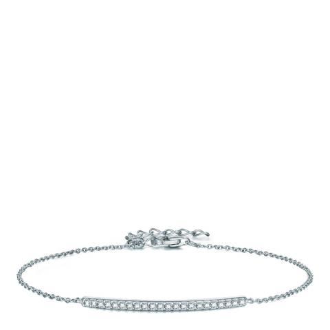 Carat 1934 Silver Bar Bracelet