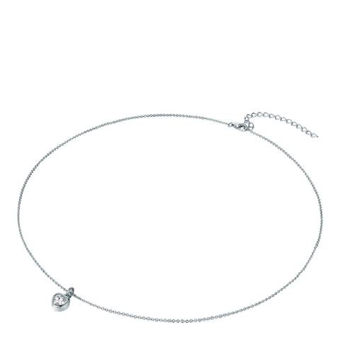 Carat 1934 Silver Anchor Chain Necklace