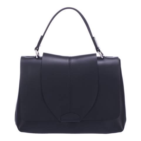Giorgio Costa Black Leather Handbag