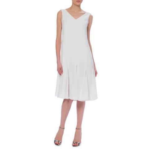 WTR London White Anemoon Dress