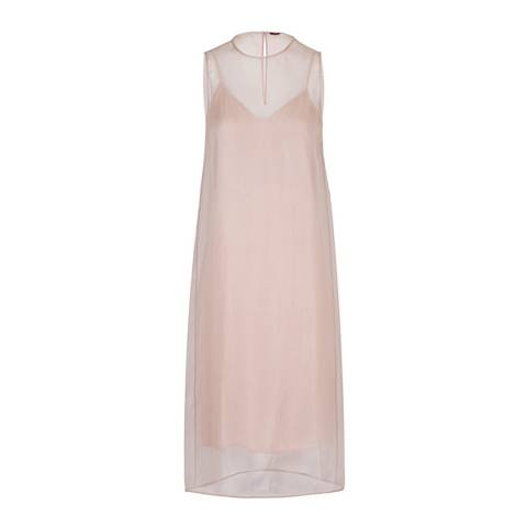 WTR London Nude Betsie Double Dress