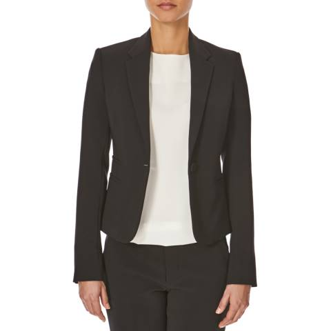 Joseph Black Jazz-New Crepe Stretch Blazer