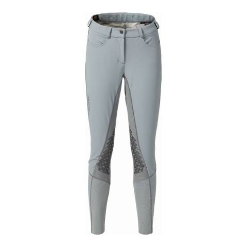 Musto Women's Blue Grey Hickstead As Breeches