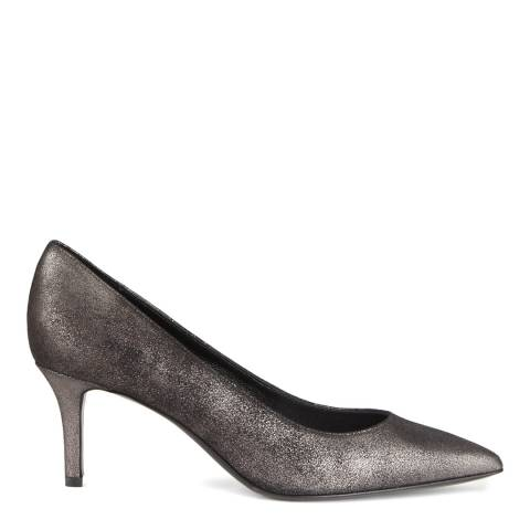 Jigsaw Womens Metalic Milly Court Shoe