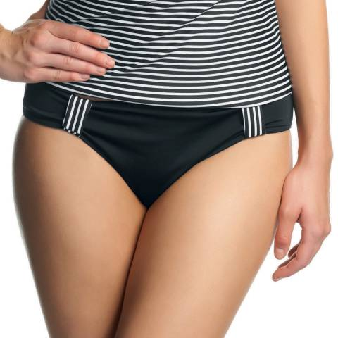 Freya Black Tootsie Low Rise Briefs