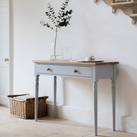 Gallery Grey Marlow Console Table