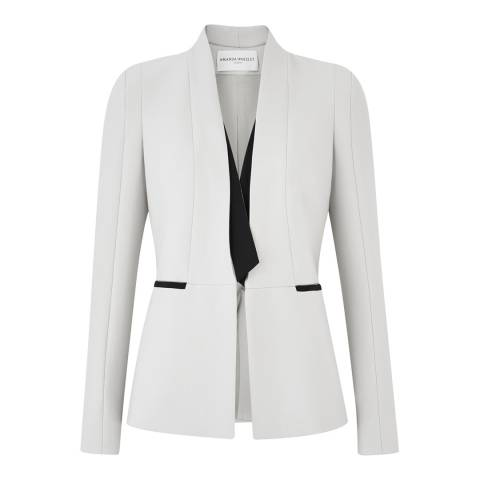 Amanda Wakeley Mercury Asayii Sculpted Tailored Jacket