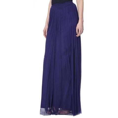 Amanda Wakeley Mulberry Nakai Silk Tulle Skirt
