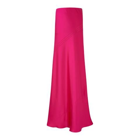 Amanda Wakeley Hibiscus Oleta Silk Skirt