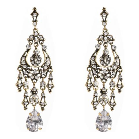 Amrita Singh Antique Gold Bella Earring