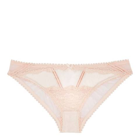 Pleasure State VIP Pale Pink Laetitia Therese Mini Briefs